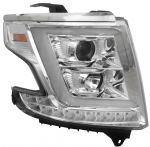 CV TAHO/SBURBN 15 Head Lamp W/Light Bar