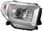 TY TNDRA 14 Head Lamp W/Light Bar & SEQUENTIAL LED INDICATION